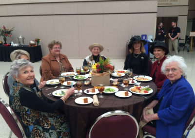 hats-luncheon